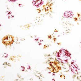 Рулонная штора, Болгарская роза 02