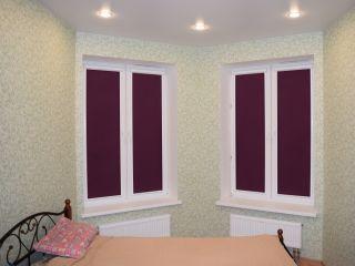 Рулонные шторы со светоблокирующей тканью Натали В/О>