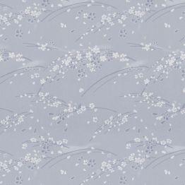 Рулонная штора, Сакура 10 синий