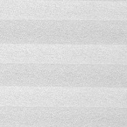 Шторы плиссе, Креп, белый