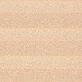 Шторы плиссе, Креп, персиковый