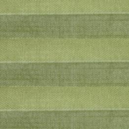 Штора плиссе, Лима, зеленый