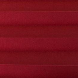 Штора плиссе, Опера, красный