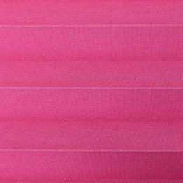 Штора плиссе, Опера, розовый