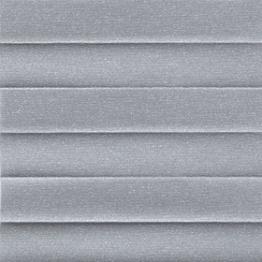 Штора плиссе, Опал, серый