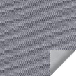 Рулонная штора, Альфа ALU B/O (серый)