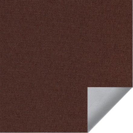 Рулонная штора, Альфа ALU B/O (тёмно-коричневый)