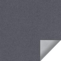 Рулонная штора, Альфа ALU B/O (тёмно-серый)