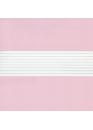 "Рулонная штора ""Зебра"", Стандарт, светло-розовый"