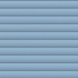 Горизонтальные жалюзи, G-FORM, 491, голубой с металлическим блеском