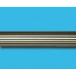 Труба рифлёная, антик, 16 мм