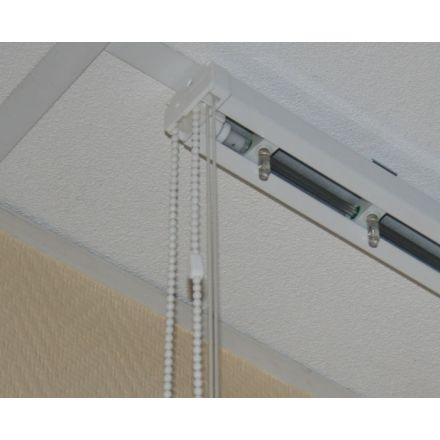 Карниз для вертикальных жалюзи