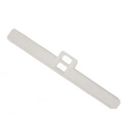 Держатель ламели 89 мм, двухушковый