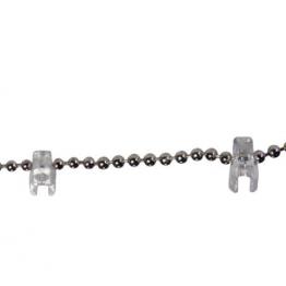 Цепь нижняя, ламели 89 мм, металлическая