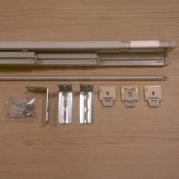 Карниз для панельных штор SMART - 4