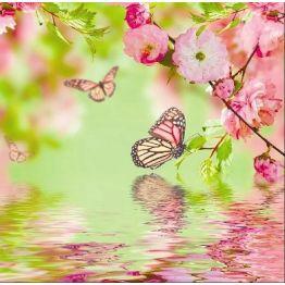 Рулонная штора, Весна