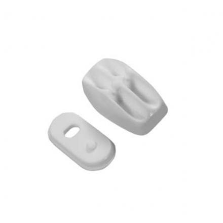 Система рулонной шторы, MINI Besta, белый