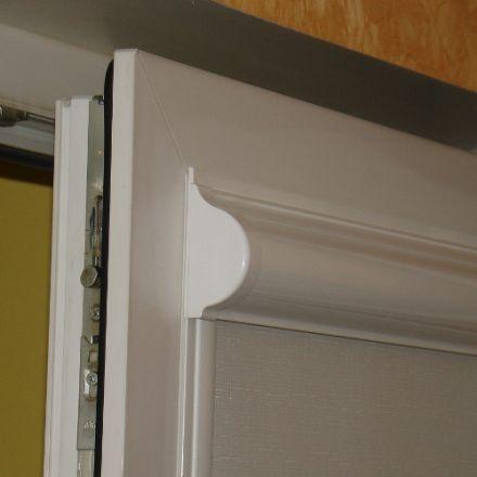 Система рулонной шторы UNI-I Besta, без ткани (6 цветов)